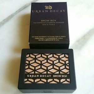 URBAN DECAY BROW BOX 'BATHWATER BLONDE'